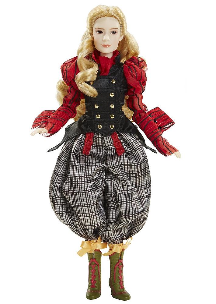 Коллекционная кукла Alice Through The Looking Glass. Alice (29 см)Представляем вашему вниманию коллекционную куклу Alice Through The Looking Glass. Alice, воплощающую собой Алису, главного персонажа фильма Алиса в Зазеркалье.<br>
