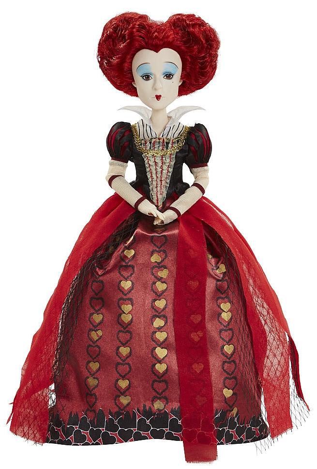 Коллекционная кукла Alice Through The Looking Glass. Red Queen (29 см)Представляем вашему вниманию коллекционную куклу Alice Through The Looking Glass. Red Queen, воплощающую собой Красную Королеву, главная антагонистку фильма Алиса в Зазеркалье.<br>