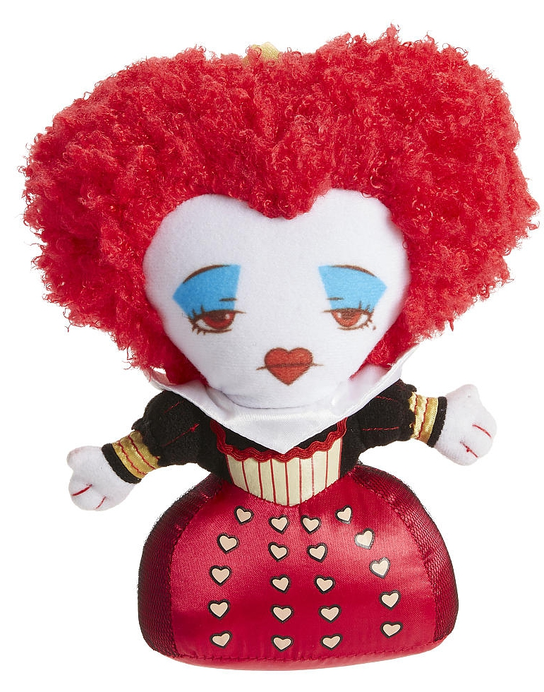 Мягкая игрушка Alice Through The Looking Glass. Red Queen (10 см) боди idexe