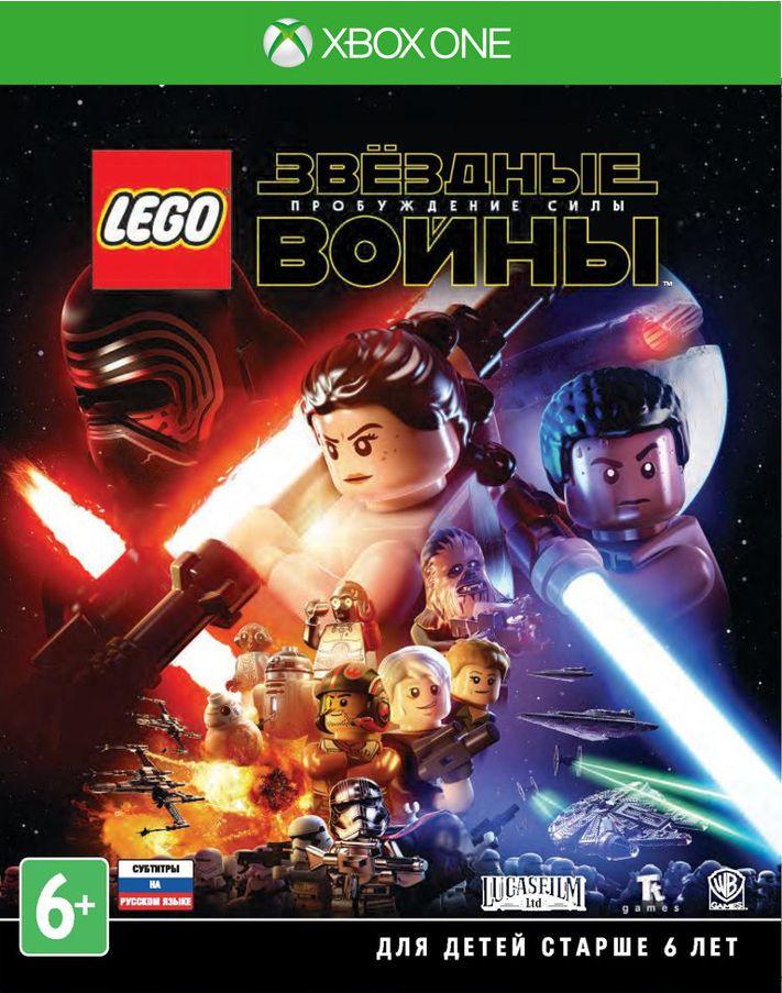 LEGO Звездные войны: Пробуждение Силы [Xbox One]В игре LEGO Звездные войны: Пробуждение Силы &amp;ndash; станьте героем далекой-далекой галактики и примите непосредственное участие в событиях главного зимнего блокбастера «Звездные войны: Пробуждение Силы».<br>