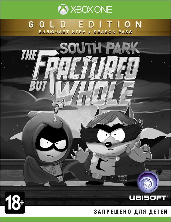 South Park: The Fractured but Whole. Gold Edition [Xbox One] видеоигра для xbox one tom clancy s the division gold edition