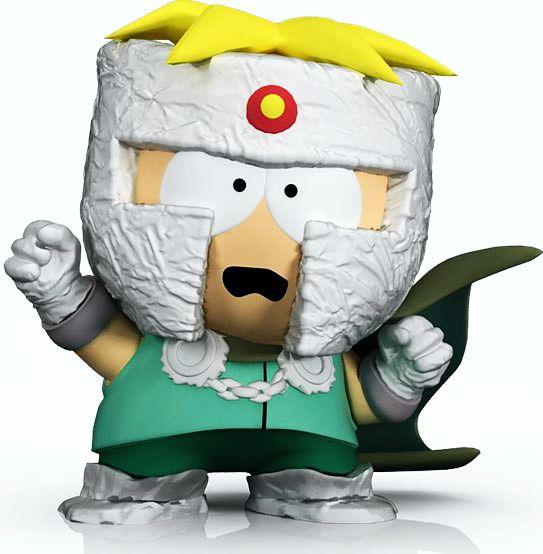 Фигурка South Park The Fractured But Whole. Профессор Хаос (8 см) south park the fractured but whole gold edition цифровая версия