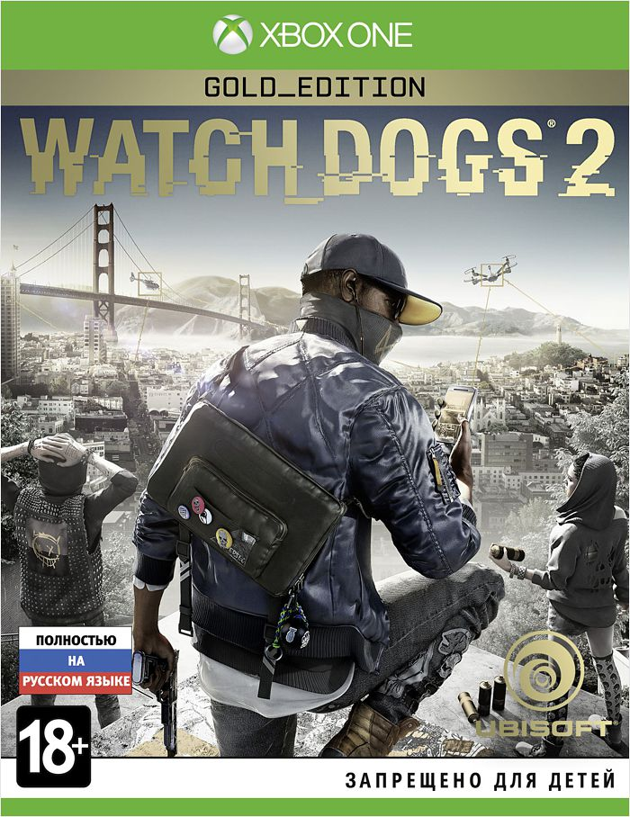 Watch Dogs 2. Gold Edition [Xbox One]