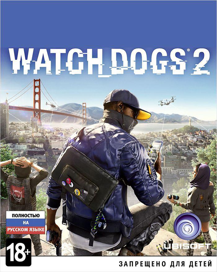 Watch Dogs 2 (Цифровая версия)В игре Watch Dogs 2 исследуйте огромный мир, который наполнен множеством возможностей. Взламывайте дорожную инфраструктуру в то время как вы участвуете в опасных погонях на автомобилях по извилистым улицам Сан-Франциско, пробегитесь по крышам красочных и ярких районов Окленда и побывайте в офисах компаний Силиконовой долины.<br>