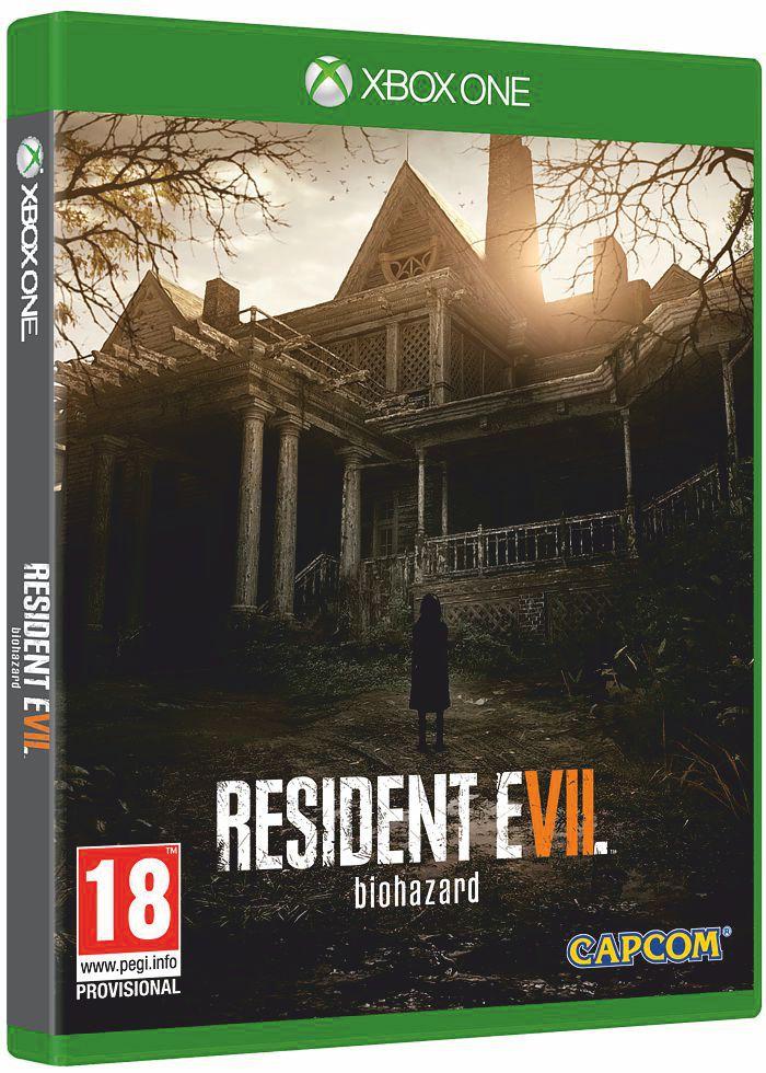 Resident Evil 7: Biohazard [Xbox One]Игра Resident Evil 7: Biohazard  – новое слово в истории культовой серии. Это возвращение к истокам и то же время нечто совершенно новое. Начинается новая эпоха в развитии интерактивных триллеров.<br>