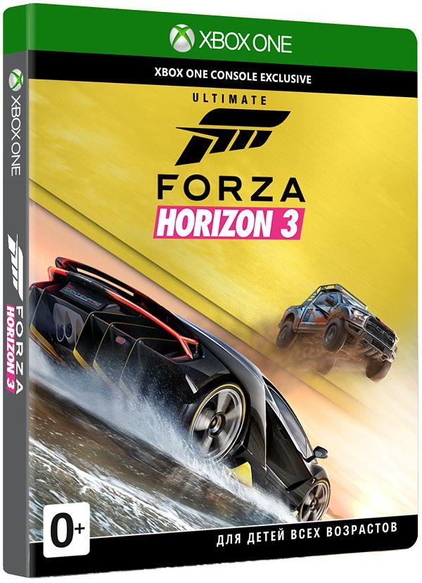 все цены на  Forza Horizon 3. Ultimate [Xbox One]  онлайн