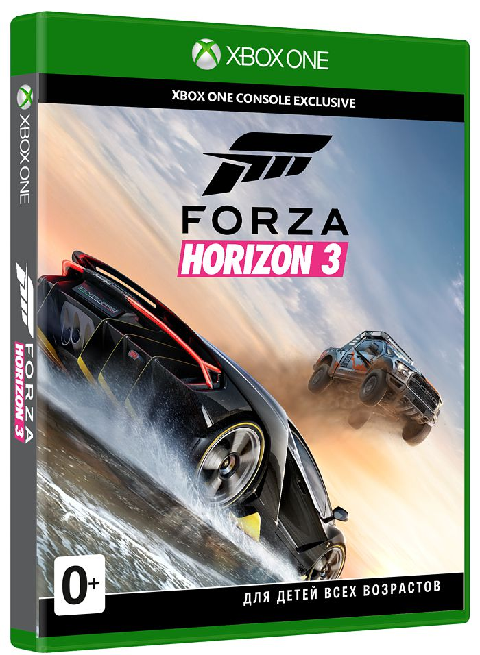 Forza Horizon 3 [Xbox One] видеоигра для xbox one forza motorsport 7 ultimate edition