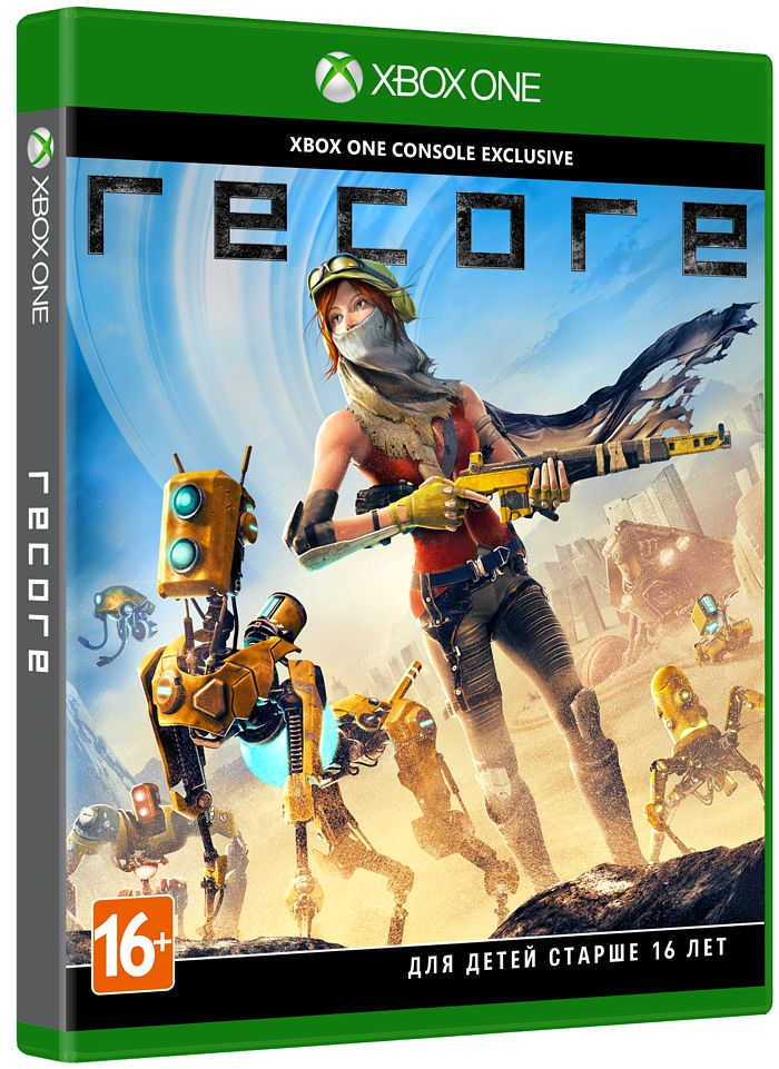 ReCore [Xbox One] recore definitive edition игра для xbox one