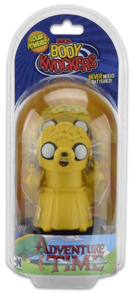 Фигурка на солнечной батарее Adventure Time. Jake (15 см) декор новогодний с подсветкой на солнечной батарее gardman