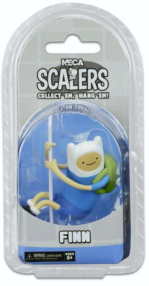 Фигурка Scalers Adventure Time. Finn (5 см)Представляем коллекционную фигурку Scalers Adventure Time. Finn из мультсериала Время Приключений, которая станет прекрасным украшением для ваших шнуров и кабелей!<br>