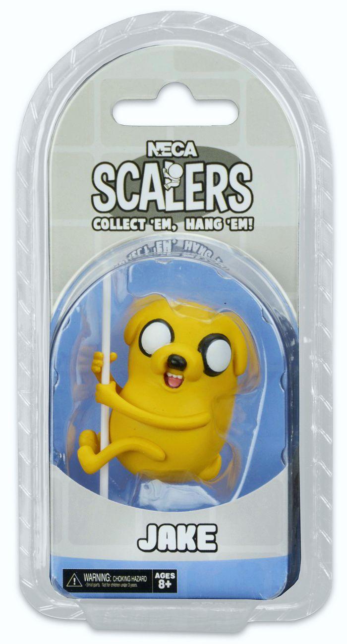 Фигурка Scalers Adventure Time. Jake (5 см)Представляем коллекционную фигурку Scalers Adventure Time. Jake из мультсериала Время Приключений, которая станет прекрасным украшением для ваших шнуров и кабелей!<br>