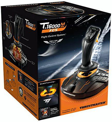 Джойстик Thrustmaster T-16000M FCS для PCЗакажите джойстик Thrustmaster T-16000M FCS для PC до 17:00 часов 21 декабря 2016 года и получите в подарок бонусные коды к игре War Thunder: Истребитель И-153П «Чайка (СССР)» и 20 дней премиум аккаунта.<br>
