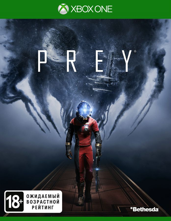 Prey [Xbox One]Закажите игру Prey для Xbox One до 17:00 часов 3 мая 2017 года и получите дополнительные 200 бонусов на вашу карту.<br>