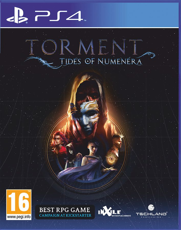 Torment: Tides of Numenera Day One Edition [PS4]
