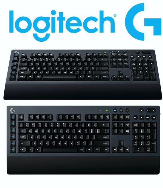 Клавиатура Logitech Gaming Keyboard G613 беспроводная механическая для PCБеспроводная клавиатура нового поколения G613 создана для геймеров, которые предпочитают высокую производительность механических клавиш и не любят возиться с проводами.<br>