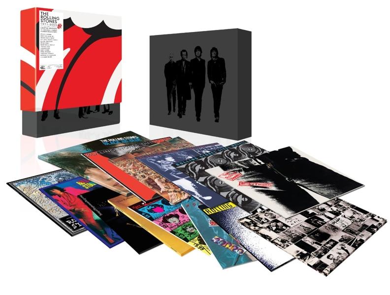 The Rolling Stones. 1971–2005 Vinyl Boxset (18 LP) от 1С Интерес