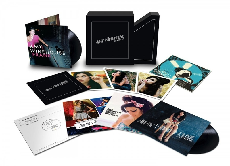 Amy Winehouse. The Collection (8 LP)