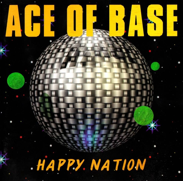 Ace Of Base. Happy Nation. Ultimate Edition (2 LP)