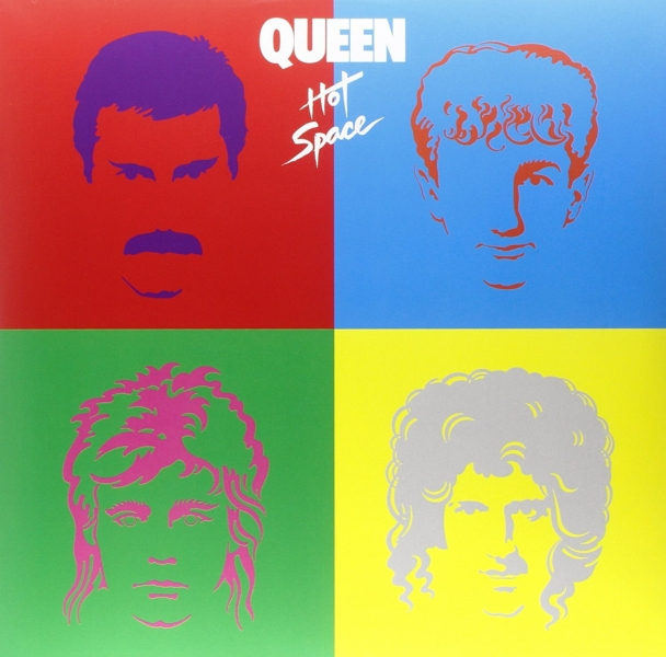 Queen. Hot Space (LP)
