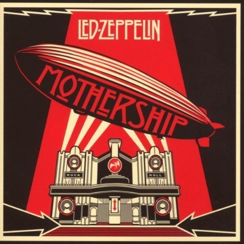 Led Zeppelin. Mothership (4 LP) led zeppelin led zeppelin the complete bbc sessions 5 lp 3 cd