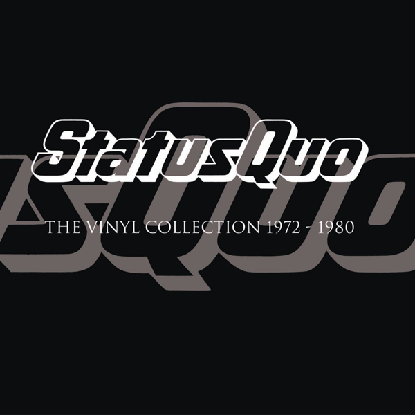 Status Quo. The Vinyl Collection 1972–1980 (11 LP)