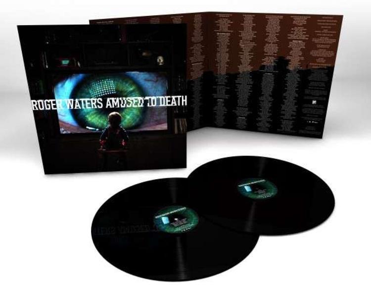 Roger Waters. Amused To Death (2 LP)Представляем вашему вниманию Roger Waters. Amused To Death, третий сольный студийный альбом Роджера Уотерса, бывшего лидера группы Pink Floyd, вышедший в 1992 году.<br>