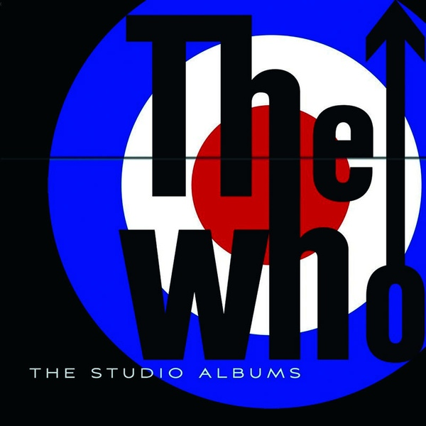 The Who. The Studio Albums (14 LP) сумка tommy hilfiger aw0aw04302 002 black
