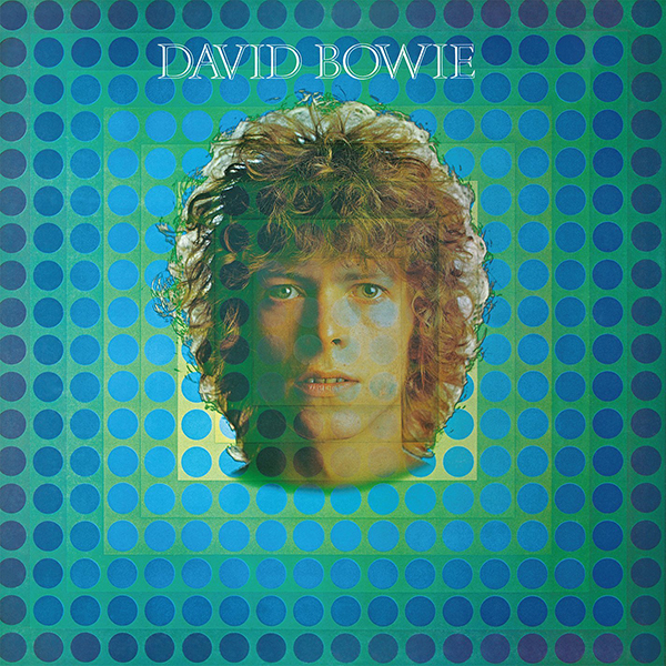 David Bowie. David Bowie AKA Space Oddity  (LP)