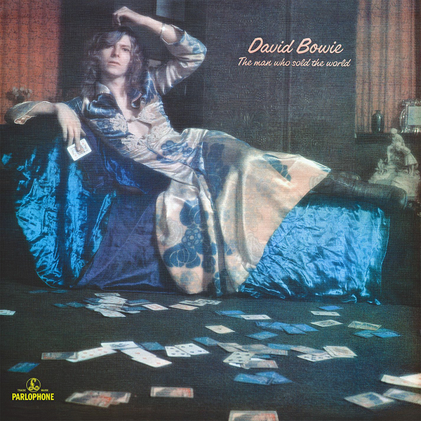 David Bowie. The Man Who Sold The World  (LP) david bowie david bowie david live 2005 mix 3 lp