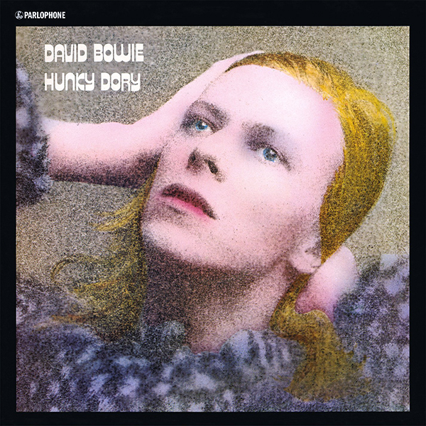 David Bowie. Hunky Dory  (LP) david bowie david bowie david live 2005 mix 3 lp