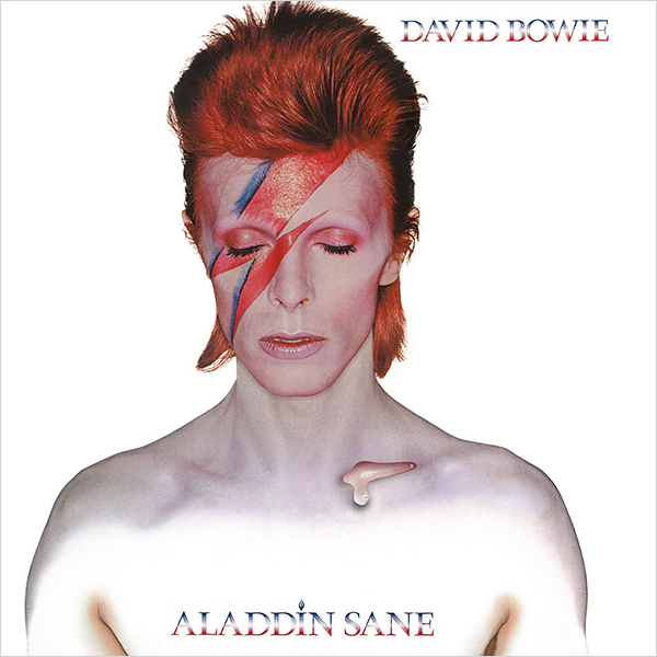 David Bowie. Aladdin Sane (LP) david bowie david bowie ziggy stardust and the spiders from mars the motion picture soundtrack 2 lp 180 gr