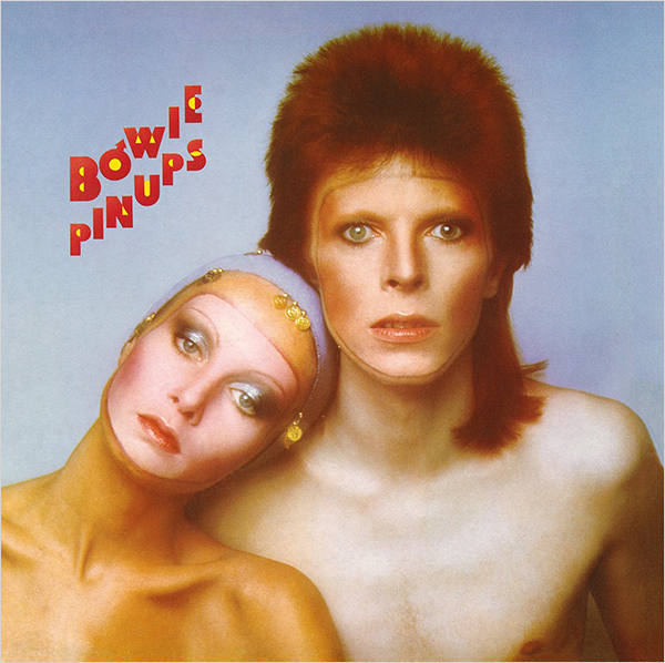 David Bowie. PinUps  (LP) david bowie blackstar lp