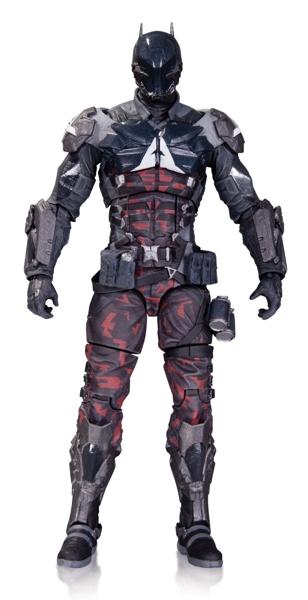 Фигурка Batman Arkham Knight. Arkham Knight (17 см)Представляем вашему вниманию фигурку Batman Arkham Knight. Arkham Knight, созданную по мотивам популярной видеоигры.<br>
