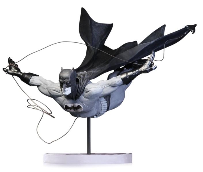 Фигурка Batman Black &amp; White. Statue By Jock (23 см)Представляем вашему вниманию фигурку Batman Black &amp;amp; White. Statue By Jock, созданную по мотивам популярной видеоигры.<br>