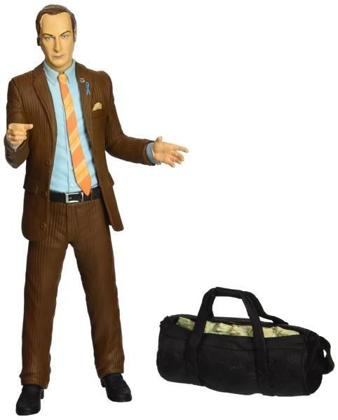 Фигурка Breaking Bad. Saul Goodman. Brown Suit (16 см)Представляем вашему вниманию фигурку Breaking Bad. Saul Goodman. Brown Suit, созданную по мотивам популярных сериалов.<br>