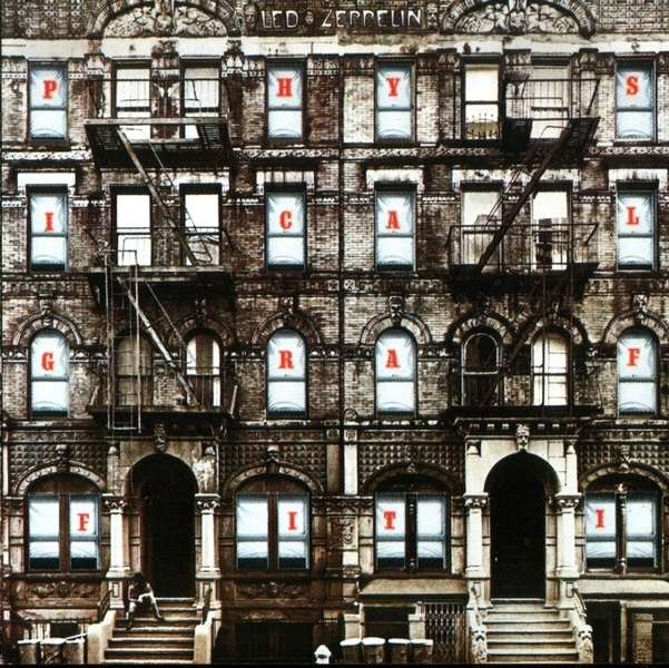 Led Zeppelin. Physical Graffiti. Original Recording Remastered (2 LP) led zeppelin led zeppelin original recording remastered 3
