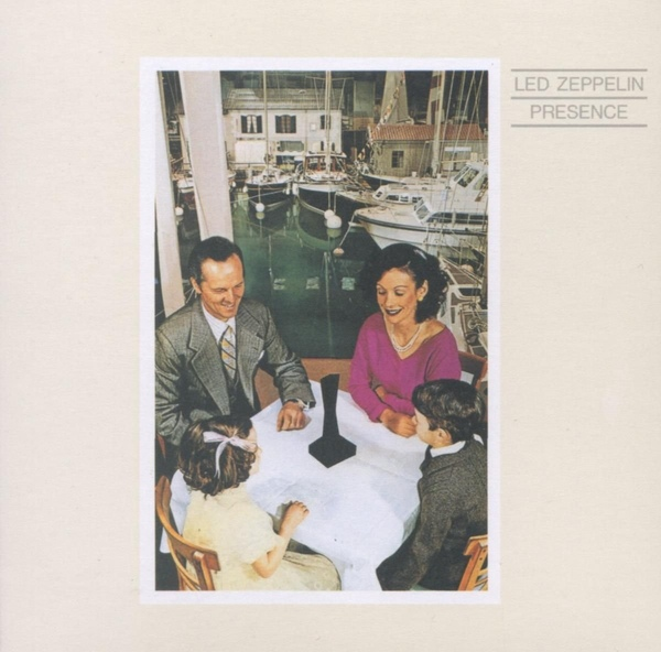 Led Zeppelin. Presence. Original Recording Remastered (LP) виниловая пластинка led zeppelin presence