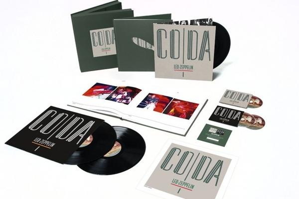 Led Zeppelin. Coda. Super Deluxe Edition. Original Recording Remastered (3 LP + 3 CD)Представляем вашему вниманию альбом Led Zeppelin. Coda. Super Deluxe Edition. Original Recording Remastered, девятый и последний студийный альбом британской рок-группы Led Zeppelin.<br>