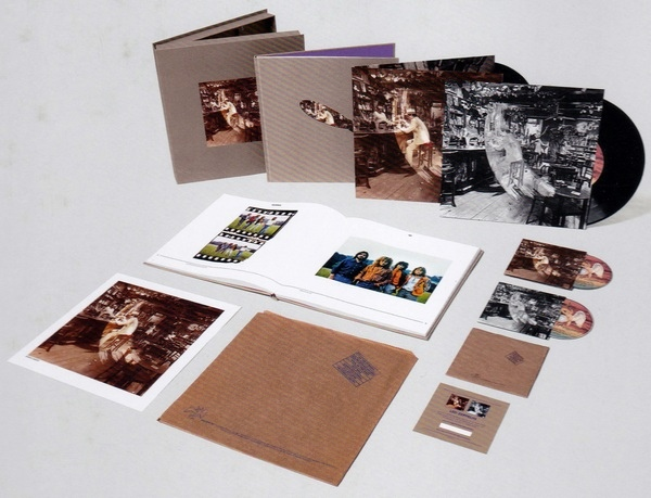 Led Zeppelin. In Through The Out Door. Super Deluxe Edition (2 LP + 2 CD) led zeppelin led zeppelin in through the out door 2 lp
