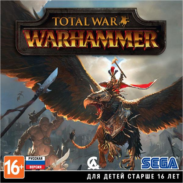 Total War: Warhammer [PC-Jewel] total war attila тираны и короли [pc jewel русская версия]