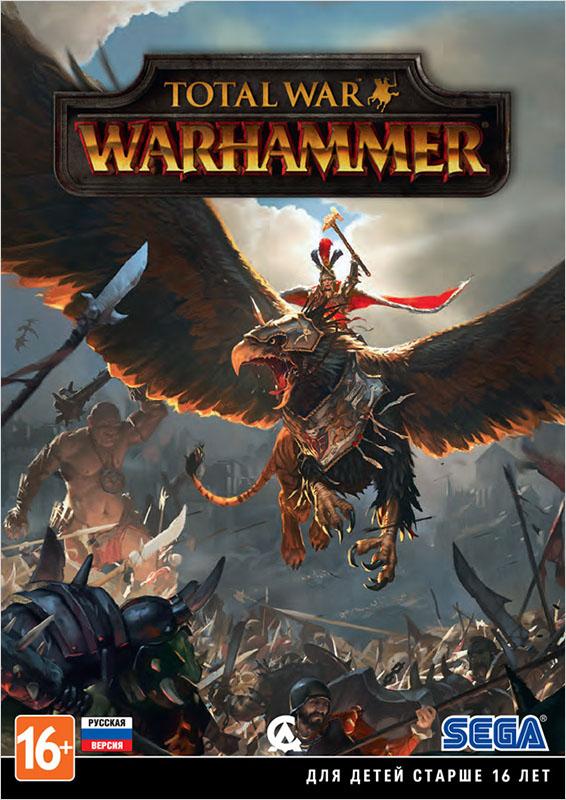 Total War: Warhammer [PC, Цифровая версия] (Цифровая версия) napoleon total war коллекция цифровая версия
