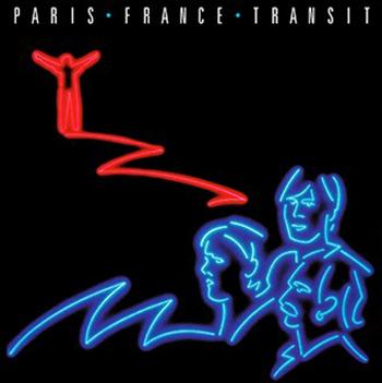 Paris France Transit. Paris France Transit от 1С Интерес