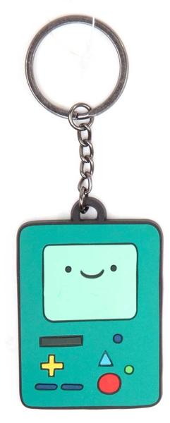 Брелок Adventure Time. BMOПредставляем вашему вниманию брелок Adventure Time. BMO, созданный по мотивам одного из самых популярных мультсериалов Adventure Time (Время Приключений с Финном и Джейком).<br>