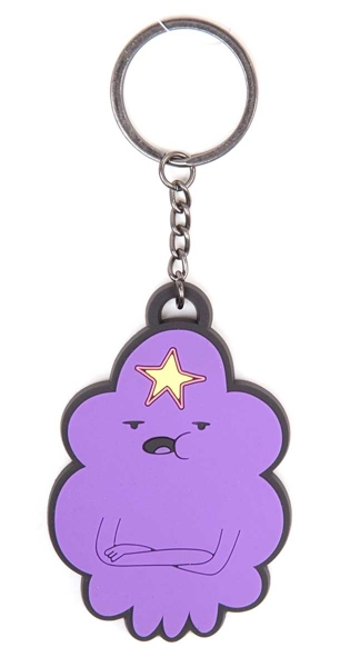 Брелок Adventure Time. Lumpy Space Princess