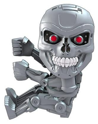 Фигурка Scalers Mini Figures. Terminator Genisys Endoskeleton (5 см)