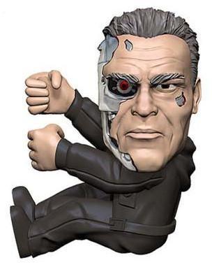Фигурка Scalers Mini Figures. Terminator Genisys T800 (5 см) фигурка neca scalers wave 2 knifehead 14514