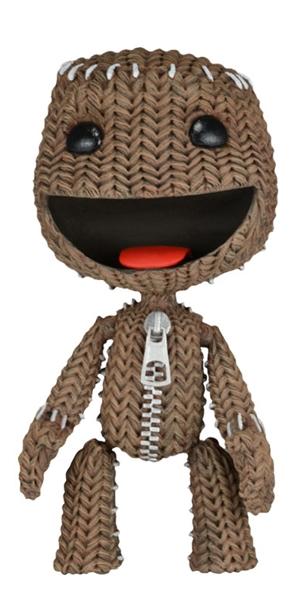 Фигурка Little Big Planet. Sackboy Happy (17 см)Представляем вашему вниманию фигурку Little Big Planet. Sackboy Happy, созданную по мотивам популярной компьютерной игры «Little Big Planet».<br>