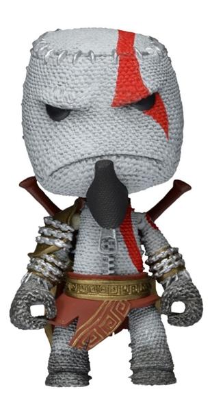 Фигурка Little Big Planet. Kratos (17 см)Представляем вашему вниманию фигурку Little Big Planet. Kratos, созданную по мотивам популярной компьютерной игры «Little Big Planet».<br>