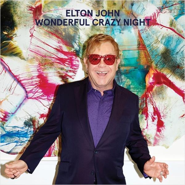 Elton John: Wonderful Crazy Night (CD)