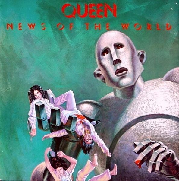 Queen. News Of The World (LP)